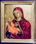 Icon of Mary and Jesus