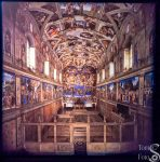 Photo of Sistine Chapel Interior
