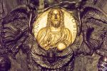 Image of Christ on Bust of Paul IV