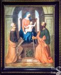 Virgin Mary with Infant Jesus between Saints Peter and Paul