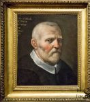 Portrait of Saint Philip Neri