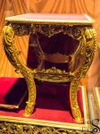 Papal Small Table