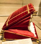 Pope Benedict XV's Foot Warmer