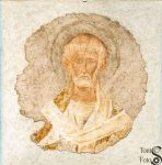 Surviving Fresco of Saint Hyginus