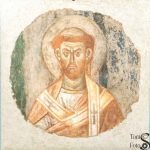 Surviving Fresco of Saint Sixtus I