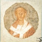 Surviving Fresco of Saint Anacletus