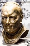 Bust of Saint John Paul II